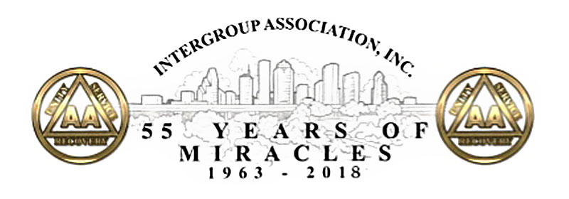 55 Years of Miracles: The 2018 Houston Intergroup Association Convention