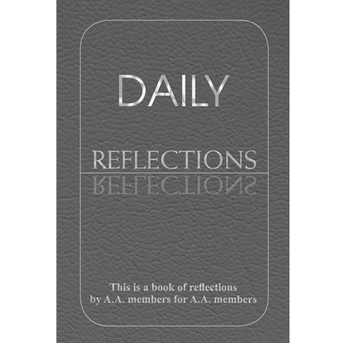 Daily Reflections (Large Print) | AA Intergroup